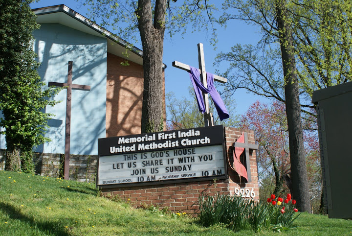Memorial First India United Methodist Church